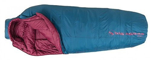 (Big Agnes Brooklyn 0 Degree Sleeping Bag (Petite Left))
