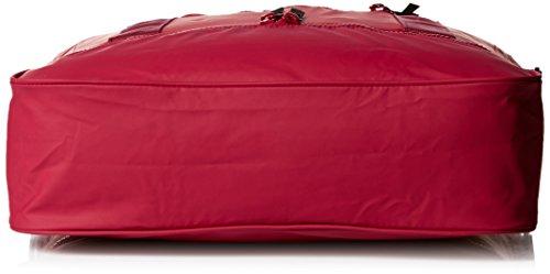 x Bolso para 2 HH Negro Rojo Hansen Plum 36x24x45 cm W Bandolera Black x Helly Active Mujer W H L qxgaXCR