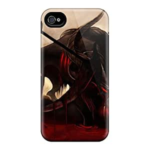 For Iphone 4/4s Fashion Design Blood Reaper Case by mcsharks