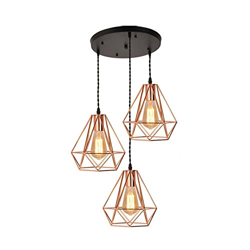 Cluster Pendant Light Fitting