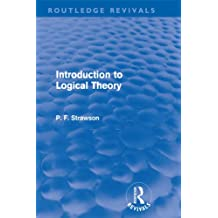 Introduction to logical theory by pf strawson pdf