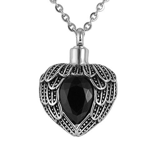 valyria-angel-wing-birthstone-memorial-urn-necklace-stainless-steel-waterproof-cremation-jewelryblac