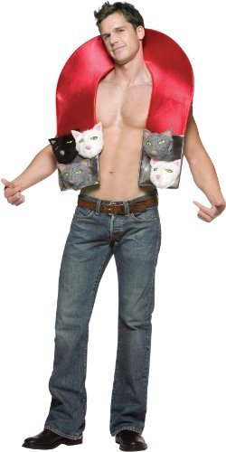 Pussy In Costume (Pussy Magnet Costume)