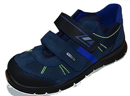 Däumling Kinderschuhe, halbhohe Schuhe, Sneaker, Herbstschuhe marine (Turino tiefsee)