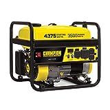 Champion 100559 3500-Watt RV Ready (EPA) Portable Generator, 4.7 gal, Yellow