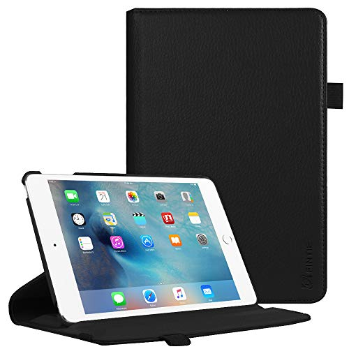 Fintie iPad Mini 4 Case - Multiple Angles Stand Case with Smart Cover Auto Sleep/Wake Feature for Apple iPad Mini 4 (2015 Release), Black