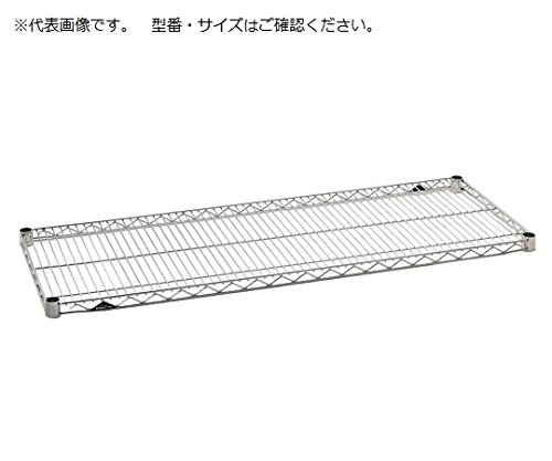 エレクター3-344-04ステンレスエレクター棚板SMS1520 B07BD2ZLLJ
