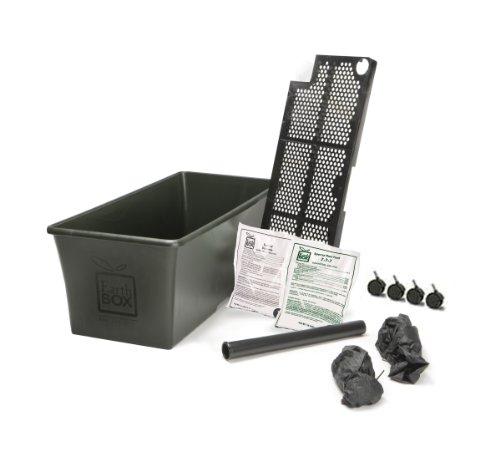 EarthBox 80101.01 Garden Kit, Dark Green