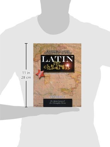 Latin for Children, Primer A (Latin Edition): Aaron Larsen ...