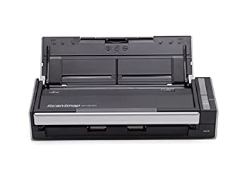 Fujitsu Scansnap S1300i Portable Color Duplex Document Scanner For Mac & Pc 6