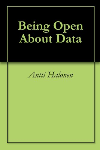 Being Open About Data