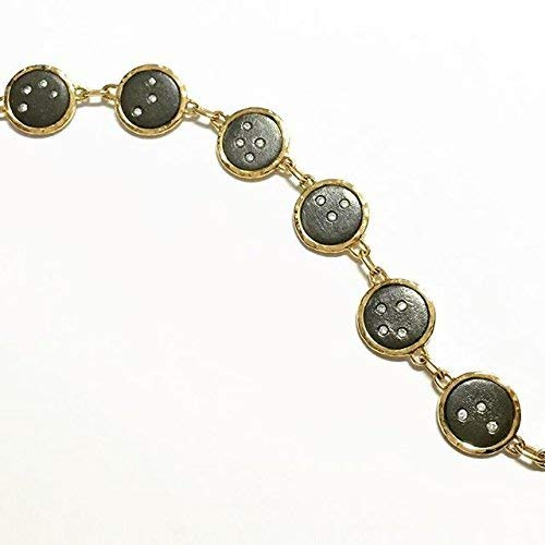 Handmade 18k Diamond Starry Night Bracelet