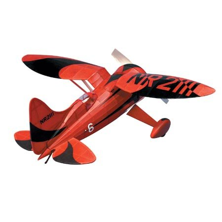 Free Balsa Airplane Plans - Halls Bulldog Racer Rubber Pwd Wooden Model Airplane by Dumas