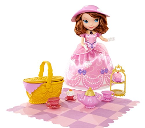 - Disney Sofia the First Tea Party Picnic Doll