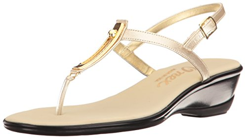 outlet 2015 new buy cheap extremely Onex Women's Valencia Sandal Platinum free shipping order affordable for sale clearance tumblr JiLeHgm