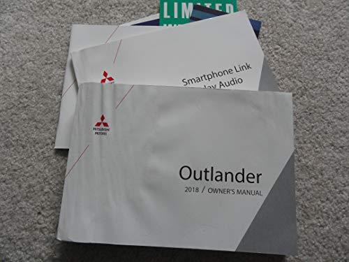 2018 Mitsubishi Outlander Owners Manual (Owners Manuals Mitsubishi)