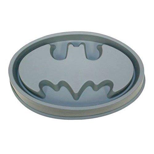 4 opinioni per Stampo in silicone per torte a forma del logo di Batman