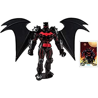 McFarlane DC Armored 7 Action Figures - WV1 - Hellbat
