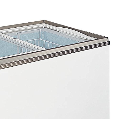 OMCAN REFRIGERATION 29'' Ice cream Freezer With Flat Glass Top