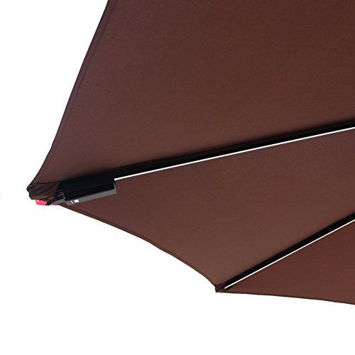 Le-Papillon-9-Foot-Outdoor-Umbrella-Light-Strip-Market-Patio-Umbrella-with-Crank
