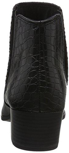 Marco Tozzi Premio 25302, Botas Chelsea para Mujer Negro (BLACK ANT.COMB 096)