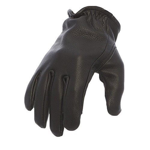 Short Cuff Motorcycle Gloves - 5