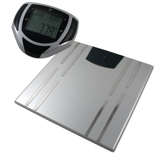 American Weigh Bioweigh-ir Bmi Fitness Scale with Remote Display 330 X 0.2 Pound by American Weigh