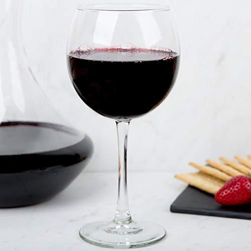 Libbey 7505 Vina 18.25 oz. Balloon Wine/Cocktail Glass - - Balloon Vina