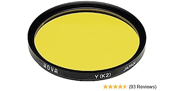 52mm No.15 Yellow Orange Multi-Coated Filter
