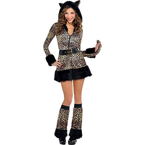 Adult Pretty Kitty Costume - Small (2-4)]()
