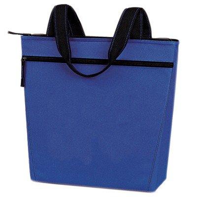 Yens Fantasybag Promotional Zip Tote, SB-28 (Royal Blue)
