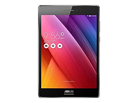 Asus Zenpad S 8 Z580C-B1-BK 8 inches 32GB Tablet (Black) (Asus 10 16 Gb Tablet)