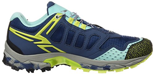 SALEWA Dark Aruba Blue Denim Zapatillas Multicolor Ultra Senderismo GTX Train WS de para Mujer v1vq7wr