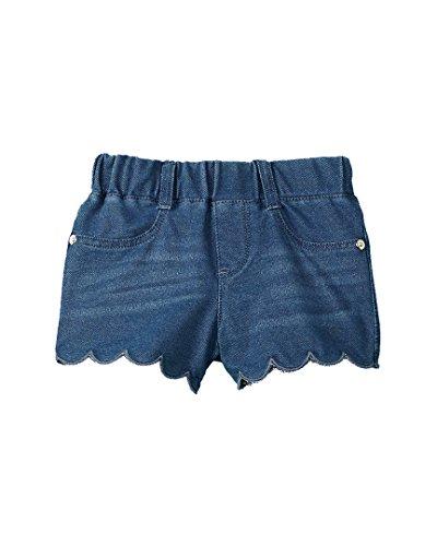 - Flapdoodles Girls Pull-On Short, 4, Blue