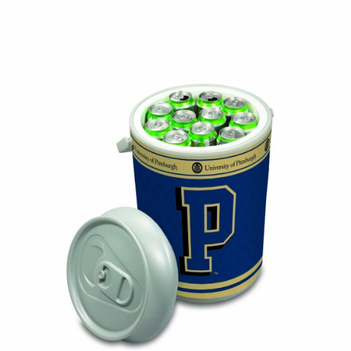 NCAA Pittsburgh Panthers Mega Can Cooler, 5-Gallon by PICNIC TIME