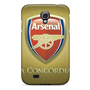 New Premium Wga1546pWrP Case Cover For Galaxy S4/ Arsenal Fc Protective Case Cover