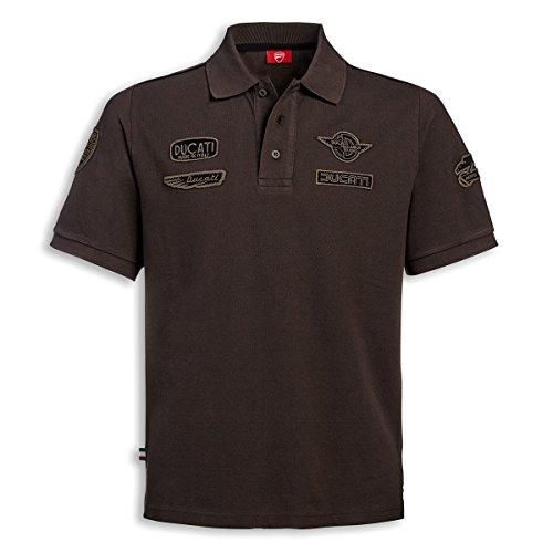 ducati-historical-2-polo-shirt-xxl-brown