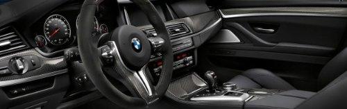 BMW Brand OEM F10 M5 2013+ Carbon Fiber M Performance Interior Trim Kit LHD NEW