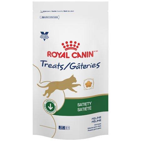 Royal Canin Veterinary Diet Satiety Feline Cat Treats 7.8 oz For Sale