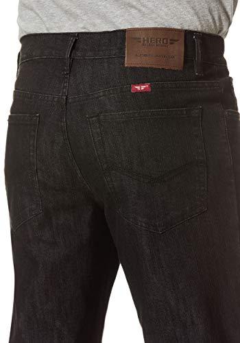 Jeans 7339 Hero 5 Uomo Ring Black Borse HZqdSZ