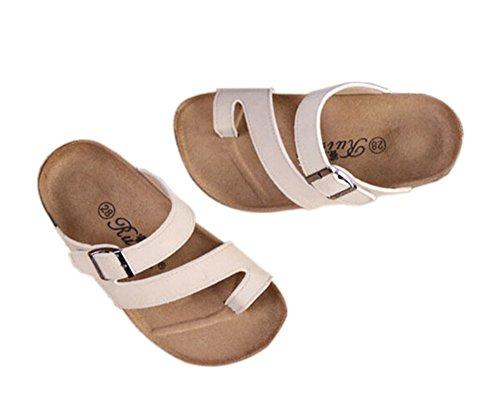 bronze-times-tm-kids-all-size-toe-ring-flat-cork-sandals-beige