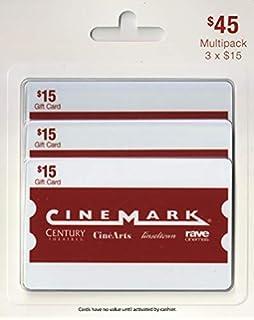 Amazon.com: Cinemark Theatres - Tarjeta de regalo: Tarjetas ...