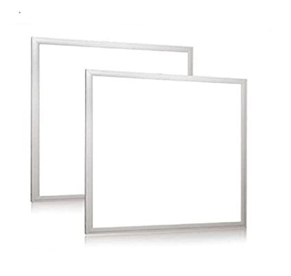 LUVODI 2x2 FT Flat LED Panel Light 48W 6500K Cool White 3840