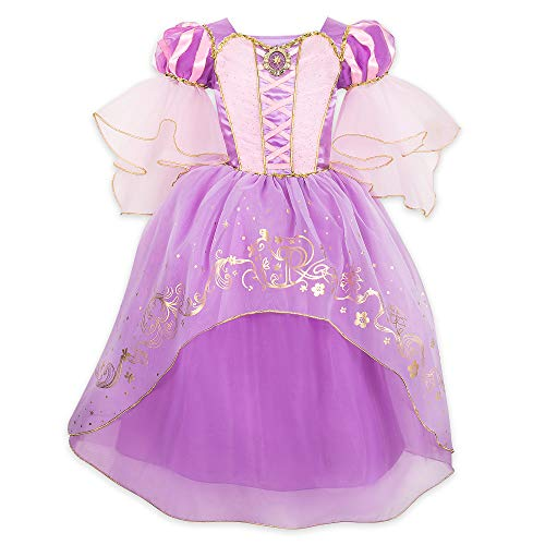 Disney Rapunzel Costume for Kids - Tangled Size 9/10 Multi ()