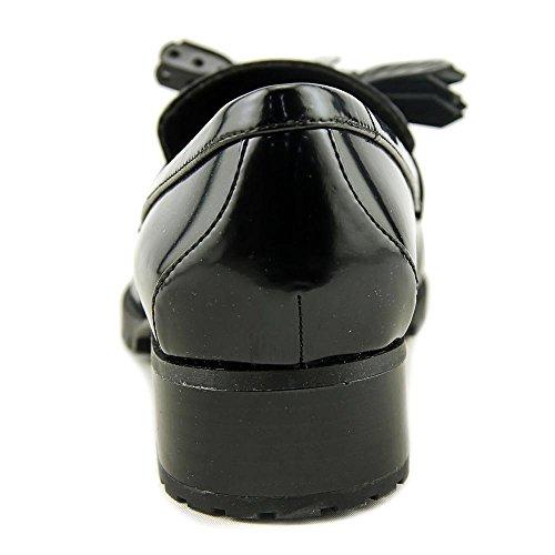 Nine West Leonda Mujer Us 10 Black Loafer