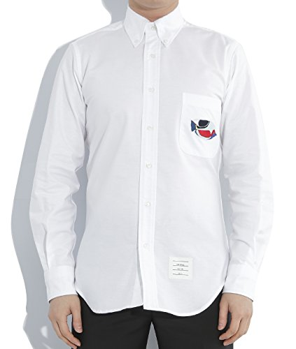 wiberlux-thom-browne-mens-fish-embroidered-pocket-detail-oxford-shirt-3-white
