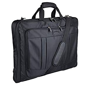 Foldable Carry On Garment Bag Fit 3 Suits – 40 inch Bag