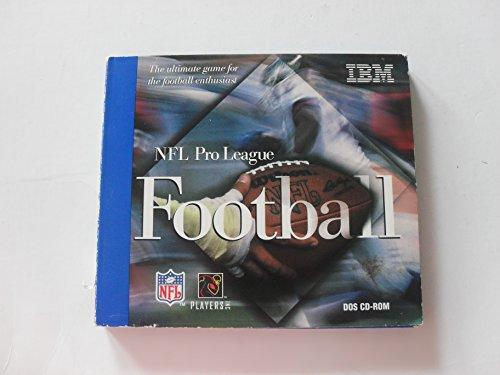 NFL Pro League Football [cardboard case] (one disc)