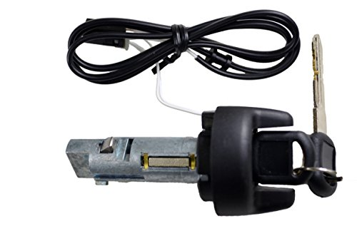 Buick Regal Ignition Switch - PT Auto Warehouse ILC-222L - Ignition Lock Cylinder with 2 keys