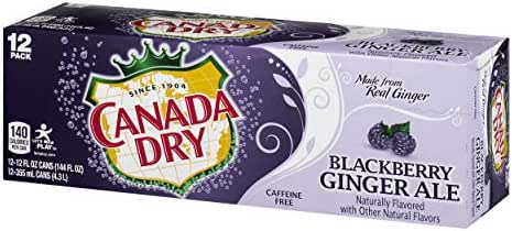 Soft Drinks: Canada Dry Ginger Ale